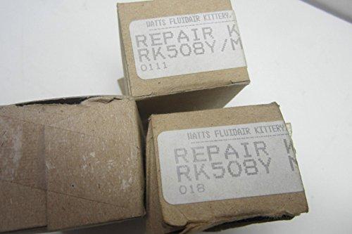 3 NEW WATTS FLUIDAIR RK508YM3 REPAIR KIT RK508YM3