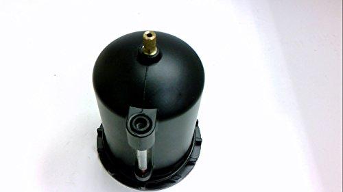 WATTS FLUIDAIR BK605WB ZINC BOWL WST GLASS BK605WB
