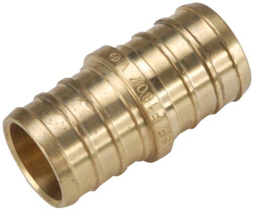 BestPEX 51133 Metal Brass Coupling 075 Size
