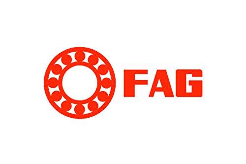 FAG Bearings SINGLE ROW ANGULAR CONTACT BALL BEARINGS 7006-B-2RS-TVP