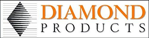 Diamond Products 2501439 WHEEL 8X2-12 CUSHION WHEEL WITH ROLLER BALL BEARIN 76822