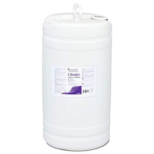 Alconox Citrajet 2015 Low Foaming Acid Liquid Detergent and Cleaner 15 Gallon Drum