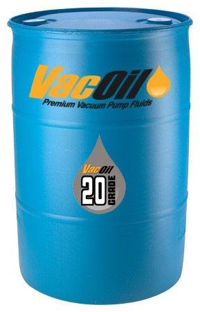 VacOil 20 Grade Vacuum Pump Oil - 55 Gallon