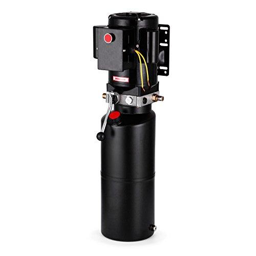 BestEquip Car Lift Power Unit 264 Gallons 3 HP Hydraulic Pump Power Unit Auto Car Lift 2950 PSI Car Lift Hydraulic Pumps 220V 22 KW Adjustable Pump Pressure