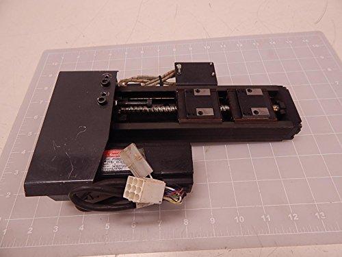 THK Sanyo Denki KR33 P50B04010DXS13 LM Guide Actuator WAC Servomotor 100 W 200 VAC 3000 RPM 10 A T83471
