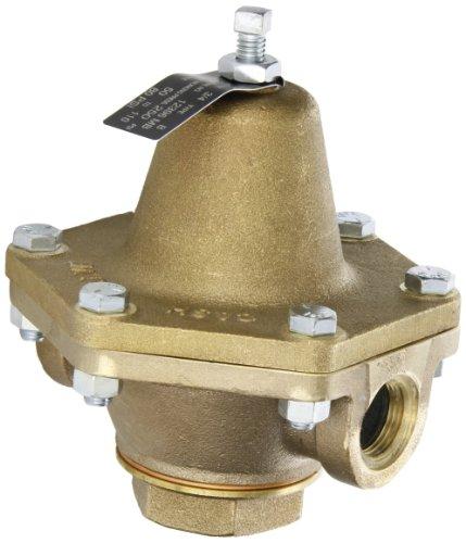 Cash Valve 12396-0080 Bronze Pressure Regulator 50 - 110 PSI Pressure Range 34 NPT Female