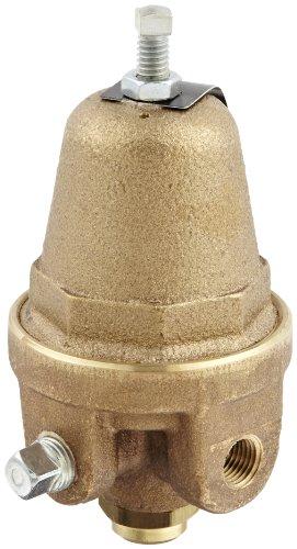 Cash Valve 8354-0175 Brass Pressure Regulator 100 - 250 PSI Pressure Range 14 NPT Female