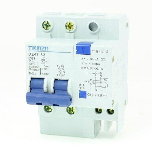 Uxcell Earth Leakage Circuit Breaker