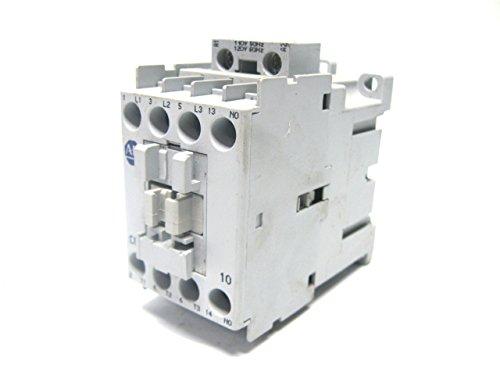Allen Bradley 100-C09 10 Motor Starter 120 Vac Coil 25 Amp 3 Pole 1 Aux NO