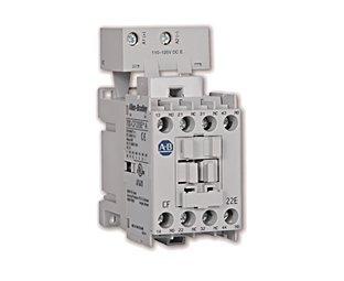 Allen-Bradley IEC 100C09D10 Standard Contactor 9 Amp 120VAC
