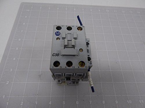 Lot of 2 Allen Bradley 100-C3000 Contactors T42182