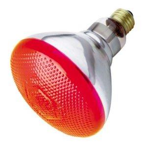 Damar 12048 - 22133A 150BR38R 130V Colored Flood Light Bulb