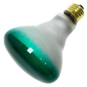 Industrial Performance 65304 - 65BR30GREEN 130V Colored Flood Light Bulb