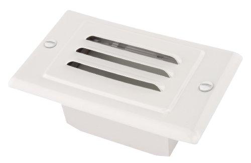 Nicor Lighting 10-120 Recessed LED Step Light