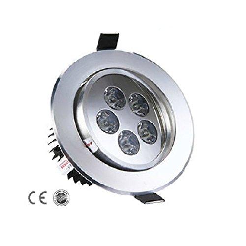 Generic Led Lights 5w Ac110-220v Energy-saving Warm White Bedroom Lighting Spotlights Backlight Living Room Lighting