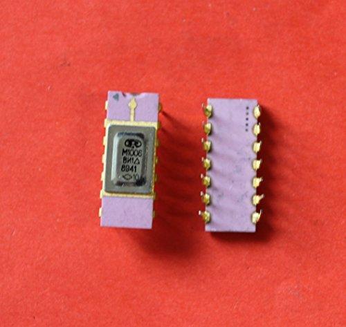 IC  Microchip M1006VI1 analogue SE555 LM555 USSR 1 pcs