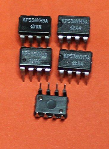 KR538UN3A analogue LM387N IC  Microchip USSR 5 pcs