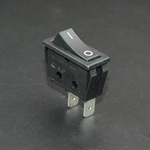FidgetKute Rocker Canal RH Series Rocker Switch 2 Position On-Off 20 A 16 A UL CUL