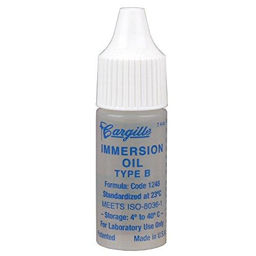 Compound Microscope Immersion Oil 14 Oz
