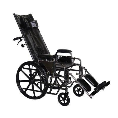 ProBasics Full Reclining Wheelchair 22 x 17 - 1 Each  Each