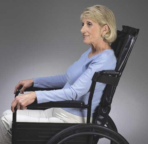 Reclining Wheelchair Backrest 16 W x 33 L