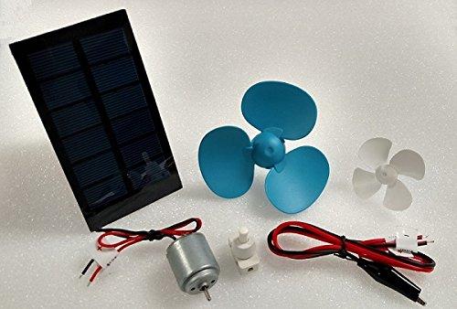 Fuel Cell Stores Solar Fan DIY Education Kit