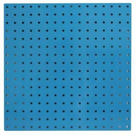 Square Hole Pegboard 24x24 Blue PK2