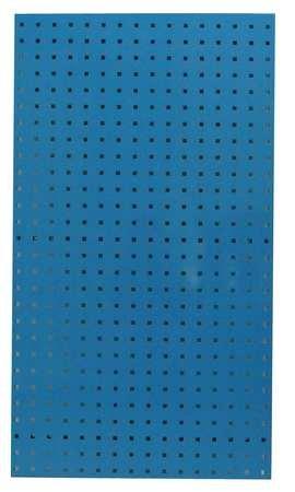 Square Hole Pegboard 42-12x24 Blue PK2