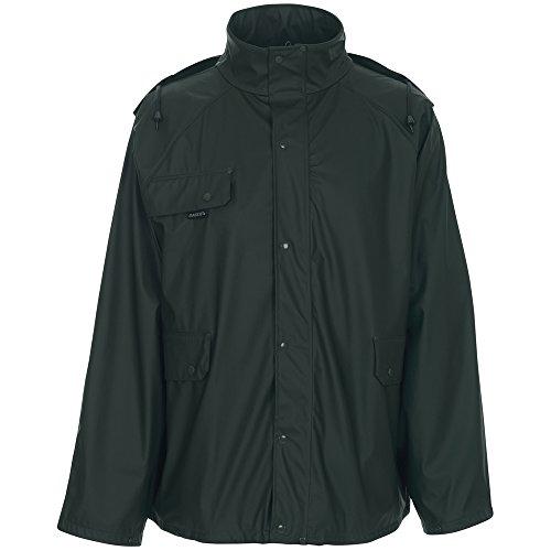 Mascot 07060-028-03-4XL Waterford Rain Jacket 4X-Large Green