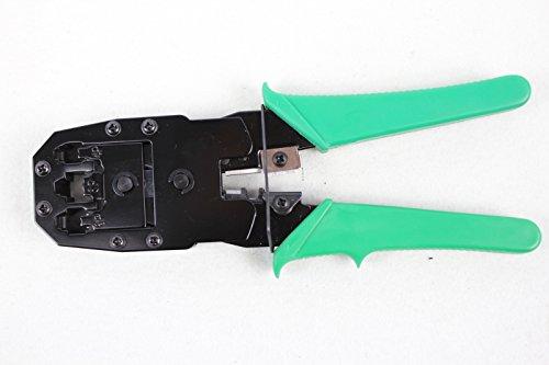 GUWANJI HT-315 RJ101112 FJ45 Modular Crimping Tool Network Plug Crimping Tool