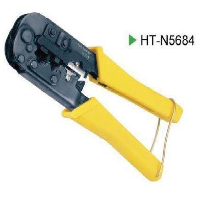 Jameco Benchpro HT-N5684 4P6P8P Modular Crimping Tool Carbon Steel 75 Length