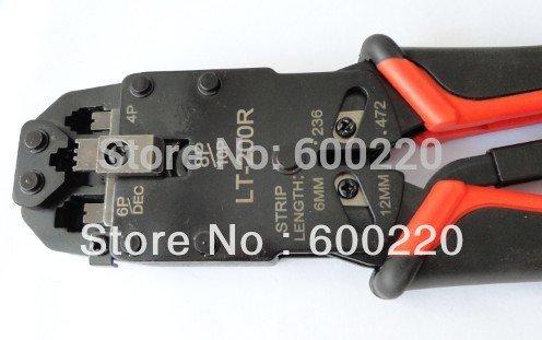 RJ45 crimping tool Modular crimping toolplier New color RJ11 RJ12 crimper network tool hand tool LT-200R