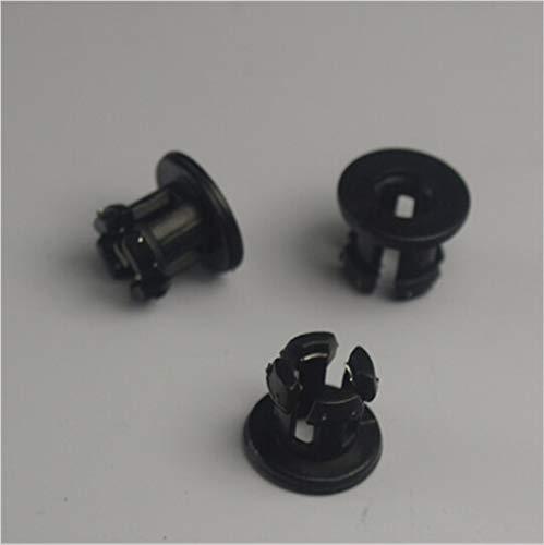 Xligo 3 D Printer Accessory 175 mm Filament Bowden Couplings OD 4mm Bowden Tube clamp Horse Shoe Clamp Clip Tube Coupling Collet