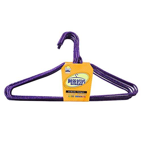 Home Plastic Hangers Adult Windbreak Rack Wet And Dry Clothes Rack-B