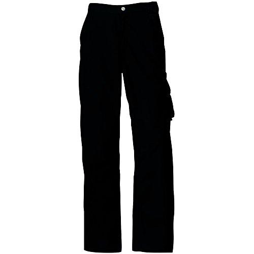 Helly Hansen 76566_990-D120 Durham Service Pants D120 Denim Black
