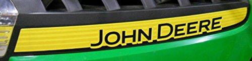John Deere Hood trim decal set for D100 D110 D120 D130 D140 D150 GX23647 GX23648