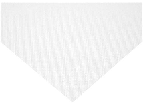 Nylon 6 Woven Mesh Sheet Opaque White 12 Width 24 Length 200 microns Mesh Size 45 Open Area