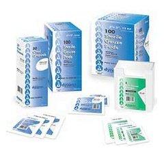 Dynarex Gauze Pads Sterile 1s 4x4 12-ply Box100
