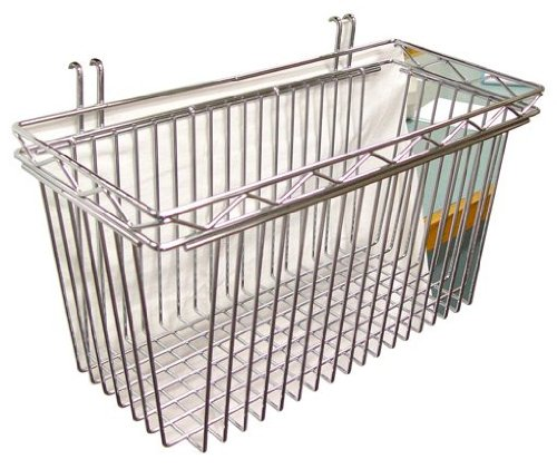 Universal MFG Chrome Wire Basket 7 CB5X7