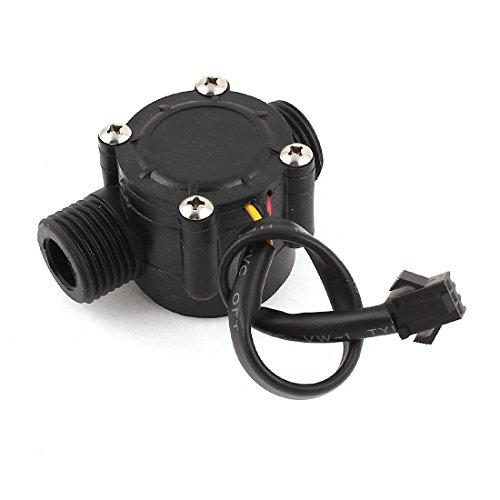 05-30Lmin 08Mpa G12 Water Fluid Flow Hall Sensor Meter Flowmeter