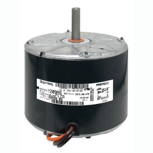 51-101514-05 - OEM Upgraded Rheem Condenser Fan Motor 13 HP 208-230 Volts 1075 RPM