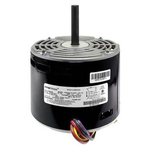 51-101728-02 - OEM Upgraded Rheem Condenser Fan Motor 15 HP 208-230 Volts 1075 RPM