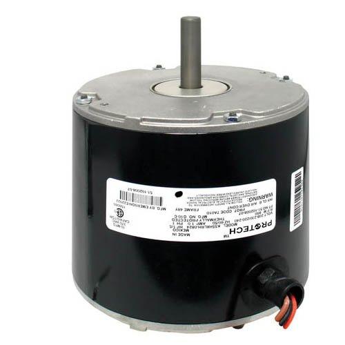51-102008-07 - OEM Upgraded Rheem Condenser Fan Motor 15 HP 208-230220-240 Volts 850 RPM