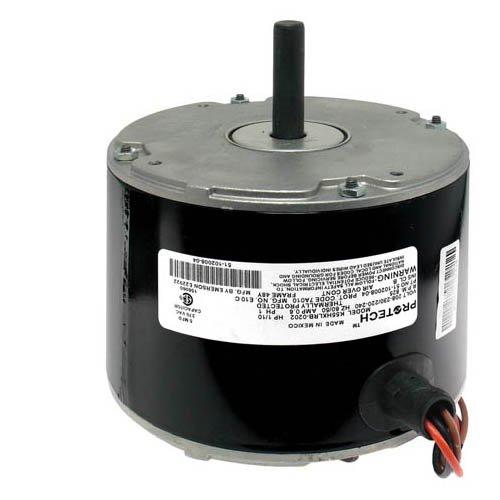 51-102500-05 - OEM Upgraded Rheem Condenser Fan Motor 110 HP 208-230 Volts 825 RPM