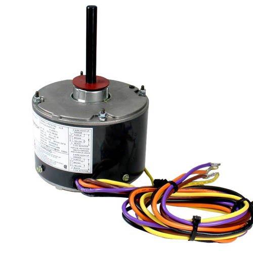 51-21826-01 - OEM Upgraded Rheem Condenser Fan Motor 15 HP 208-230 Volts 1075 RPM
