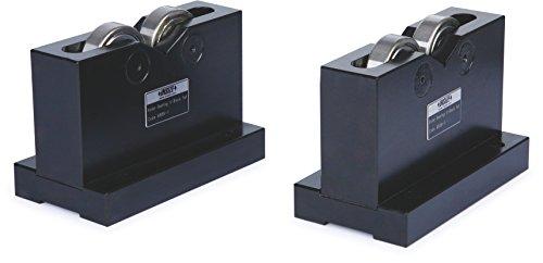 INSIZE 6888-1 Roller Bearing V-Block Set 59 x 24 x 39