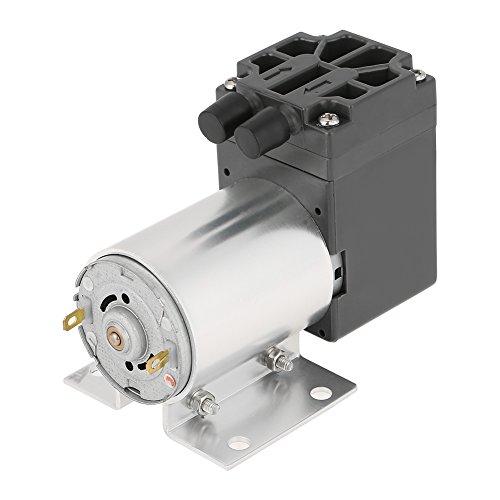 Mini Vacuum Pump DC 12V Suction Pump Mini Air Compressor with Holder Vacuum Heating Press Heat Transfer Machine