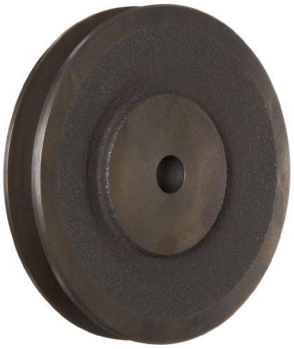 Martin AK46 12 FHP Sheave BS 3L4L Belt Section 1 Groove 12 Bore Class 30 Gray Cast Iron 445 OD 5575 max rpm 386 Pitch Diameter42 Datum