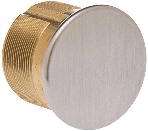 KABA ILCO 7180DC-26D 1-18 inch Dummy Mortise Cylinder Satin Chrome - 116452