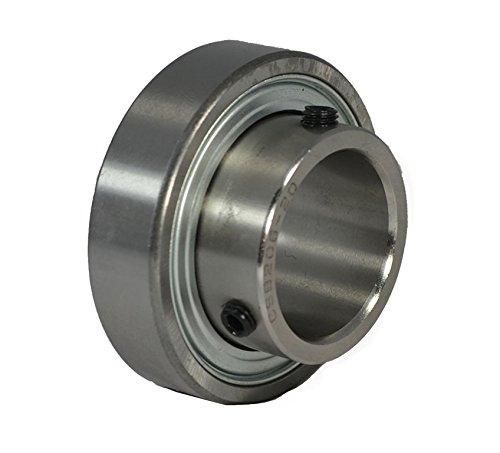 Big Bearing CSB204-12 Insert Bearing 34 Shaft Size 18504 Diameter 09843 Height Pre-lubricated Metal